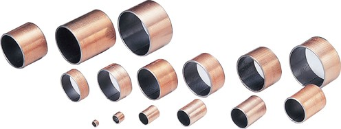 maximum pv value: Oiles America Corporation 70B-2530 Die & Mold Plain-Bearing Bushings