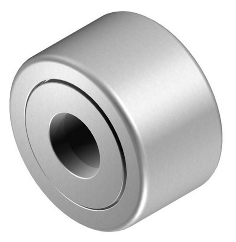 radial static load capacity: Smith Bearing Company YR-1-X-SS Crowned & Flat Yoke Rollers