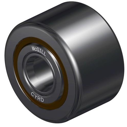 roller diameter: McGill CYRD 1 7/8 Crowned & Flat Yoke Rollers