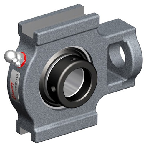 overall width: Browning VTWE-132 Take-Up Ball Bearing Units