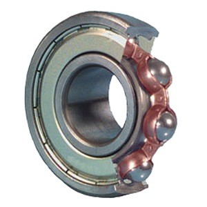 Category EBC 696 ZZ Single Row Ball Bearings