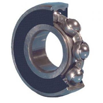 Enclosure Type NSK 63209DDU Single Row Ball Bearings