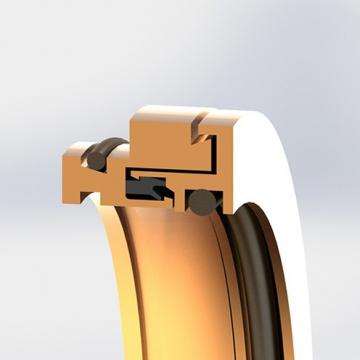 lip material: Garlock 29607-0982 Bearing Isolators