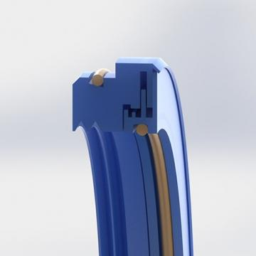 typical application: Garlock 29502-4156 Bearing Isolators