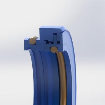 shaft diameter: Garlock 29507-4319 Bearing Isolators