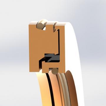 misalignment tolerance: Garlock 29609-1350 Bearing Isolators