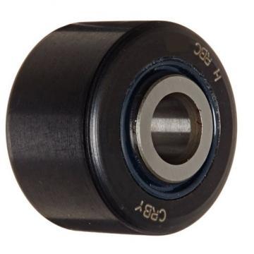 operating temperature range: RBC Bearings CRBY 1-7/8 Crowned & Flat Yoke Rollers