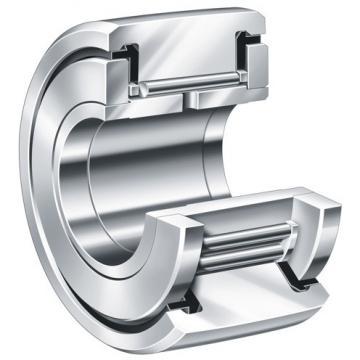 roller width: INA (Schaeffler) NATR15-PP Crowned & Flat Yoke Rollers