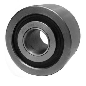 overall width: Smith Bearing Company PYR-3-1/2 Crowned & Flat Yoke Rollers