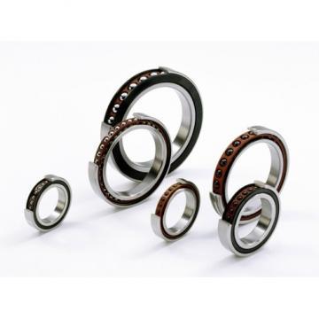 fillet radius: Barden (Schaeffler) 206HCDUL Spindle & Precision Machine Tool Angular Contact Bearings