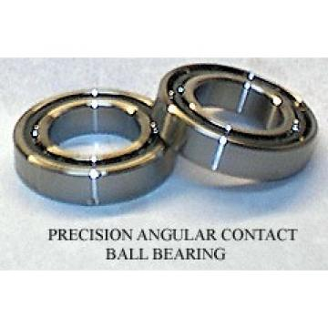 cage material: Timken (Fafnir) 2MM201WI Spindle & Precision Machine Tool Angular Contact Bearings