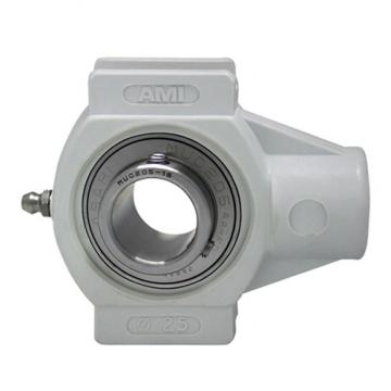 overall height: AMI Bearings MUCTPL203W Take-Up Ball Bearing Units