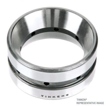 single or double cup: Timken HM926710D Tapered Roller Bearing Cups